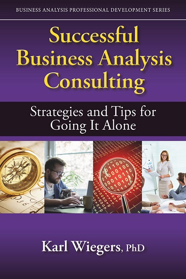 Successful Business Analysis Consulting