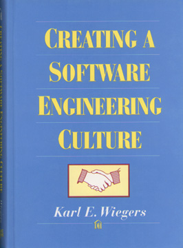 Creating Software Engineering Culture